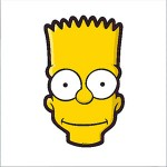 Flash - Animierter Bart Simpson
