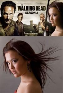 Freistellung Haare Frau 1